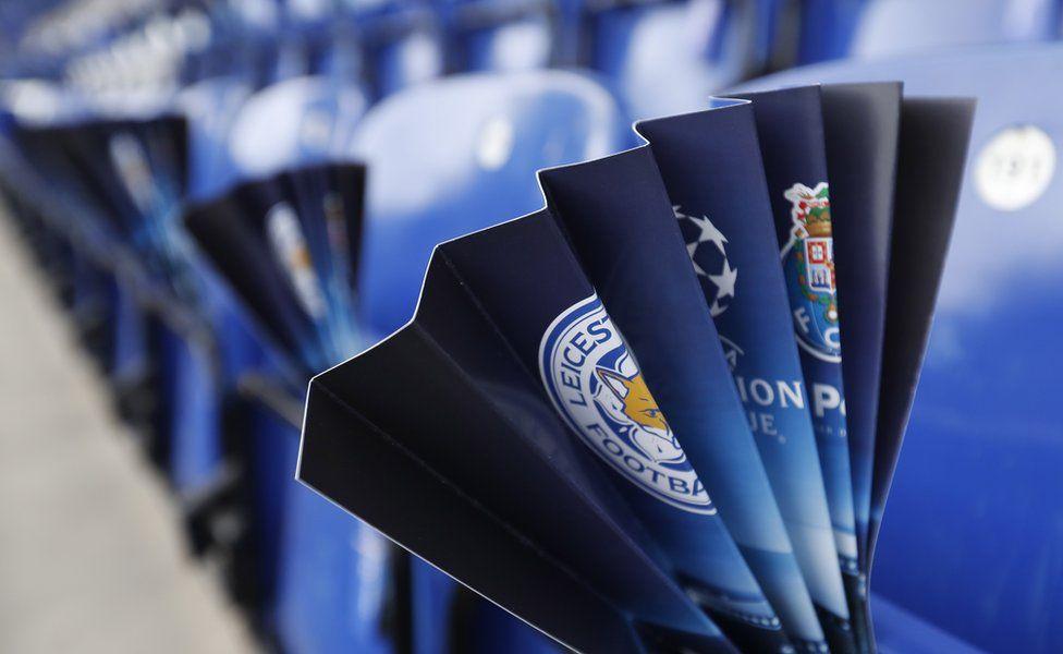 Leicester City clapper
