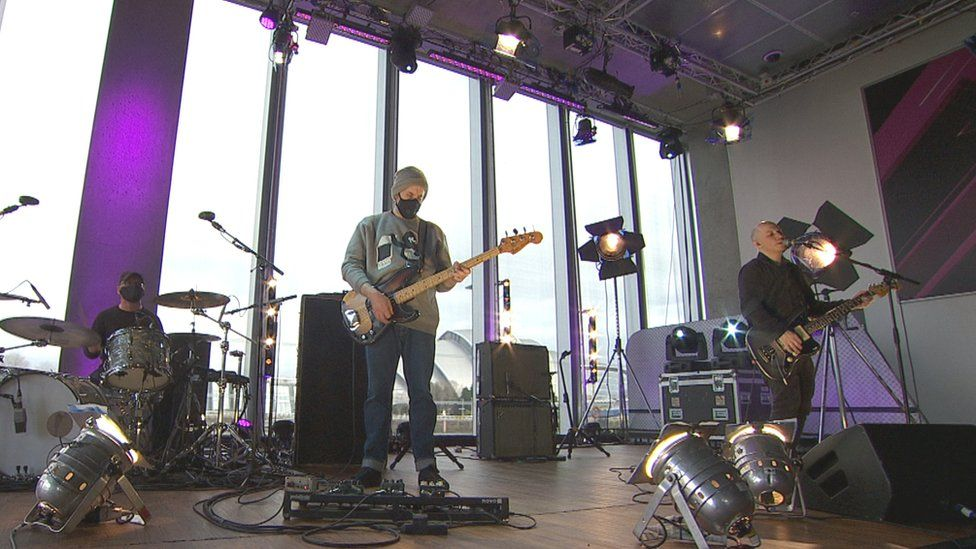 Mogwai en Quay Sessions