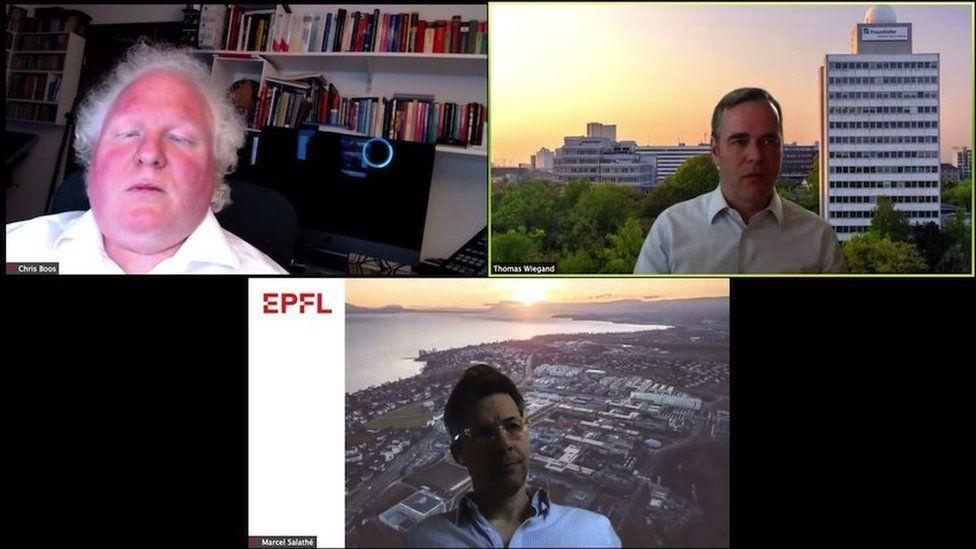 PEPP-PT press conference