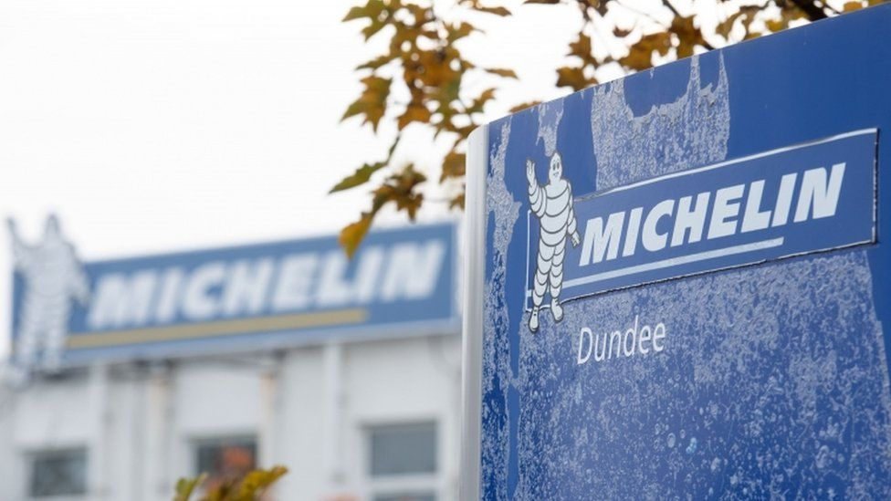 Michelin factory