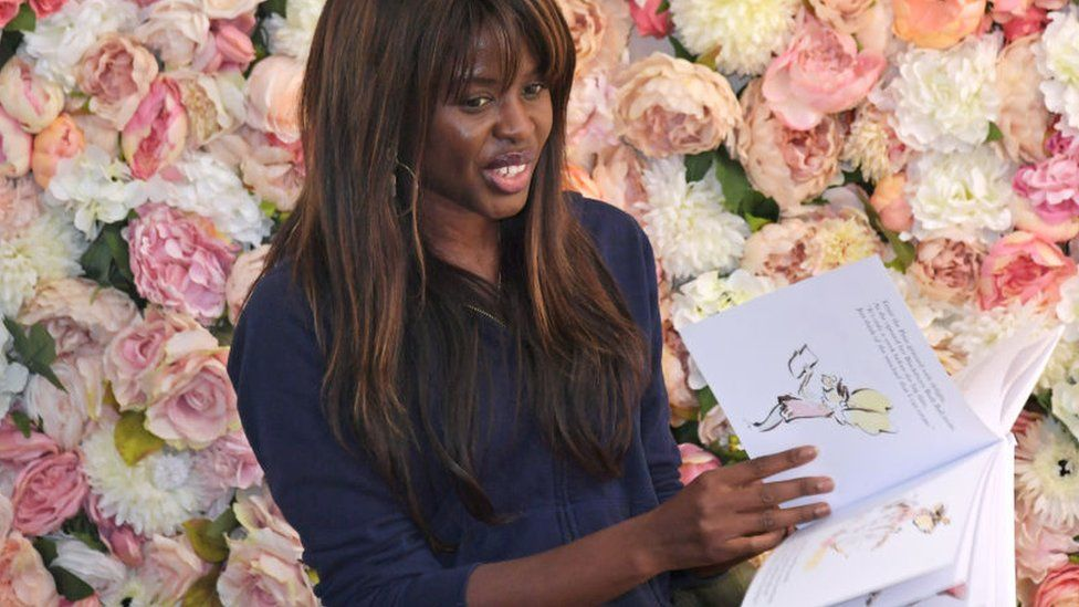 June Sarpong is one of the featured writers in this year's World Book Night