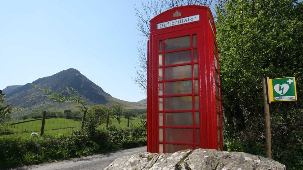 Loweswater kiosk