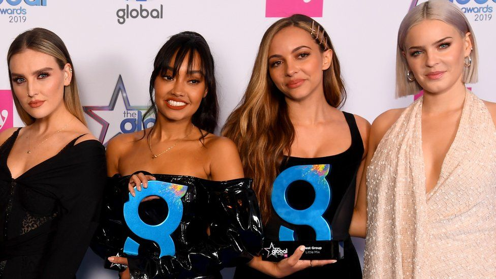 Anne-Marie and Little Mix