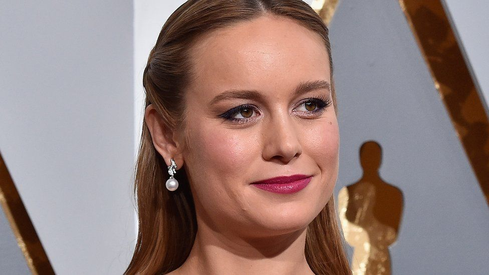 Brie Larson at the 88th Annual Academy Awards , 28 February 2016