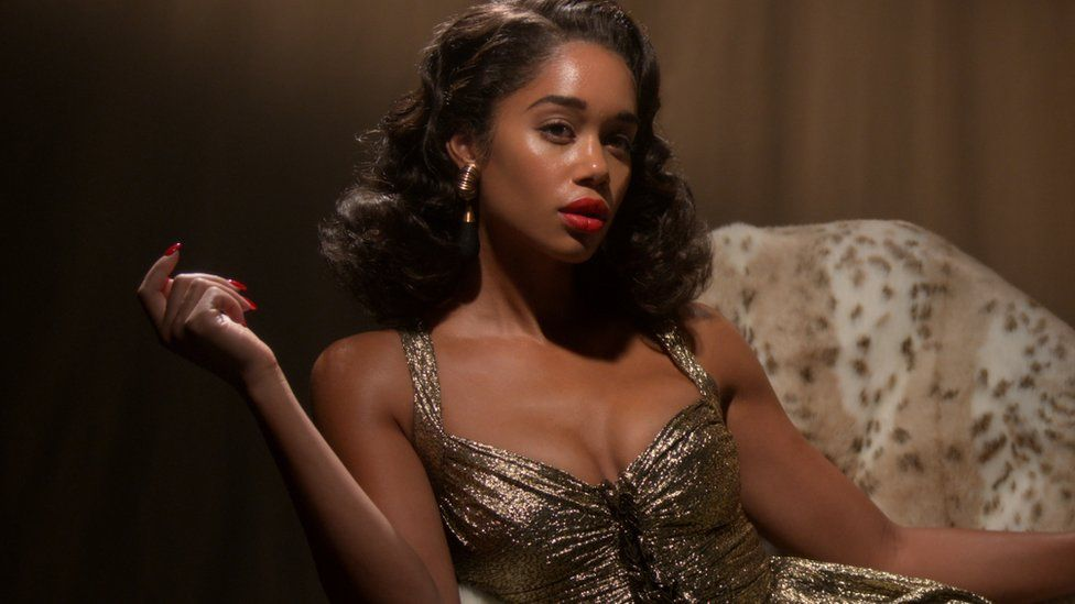 Laura Harrier plays Camille Washington in the series