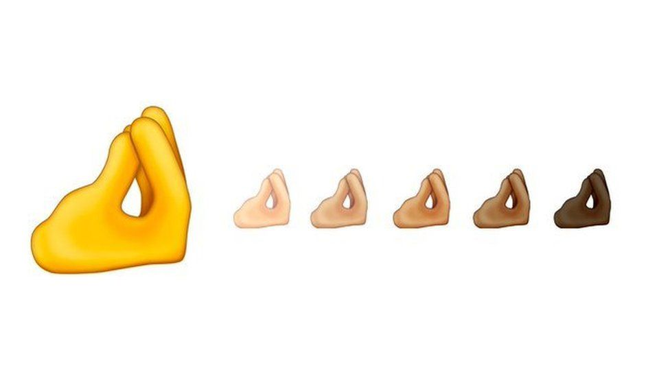 The pinched fingers emoji