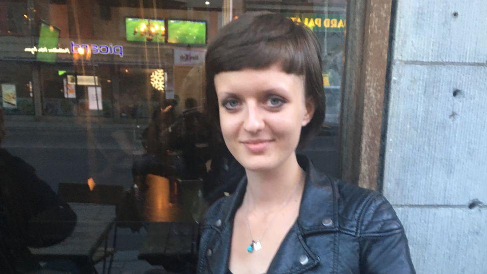 Maria Grundstrom