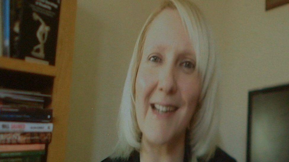 Tressa Burke from the Glasgow Disability Alliance