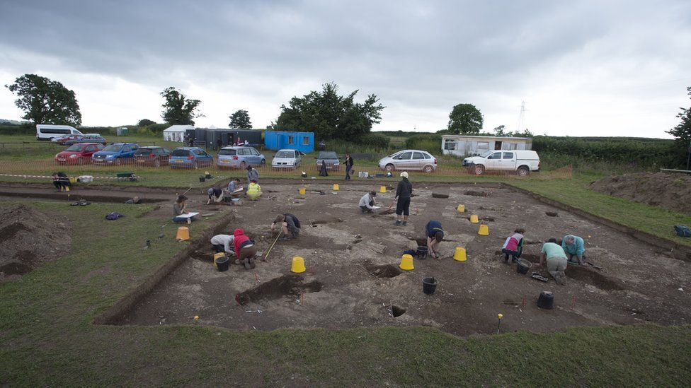 Ipplepen Archaeological Project