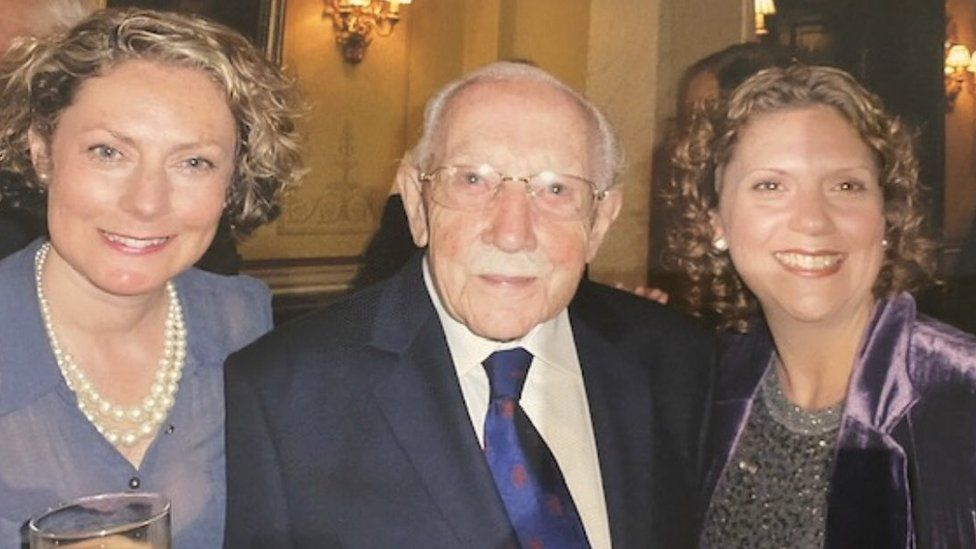 Captain Sir Tom Moore's spirit lives on, family tells funeral service
