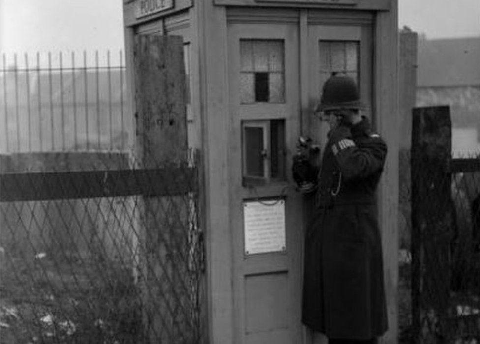 Police box 1931