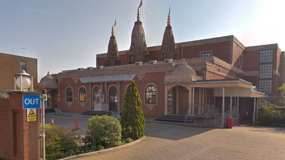 Shree Swaminarayan Temple, Harrow