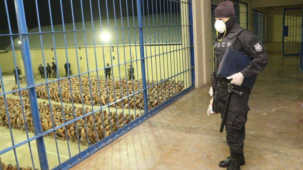 Bukele contra las maras: las impactantes imágenes con las que El Salvador  anunció que juntó a presos de diferentes pandillas en las celdas para  combatir la violencia (y qué riesgos conlleva) -