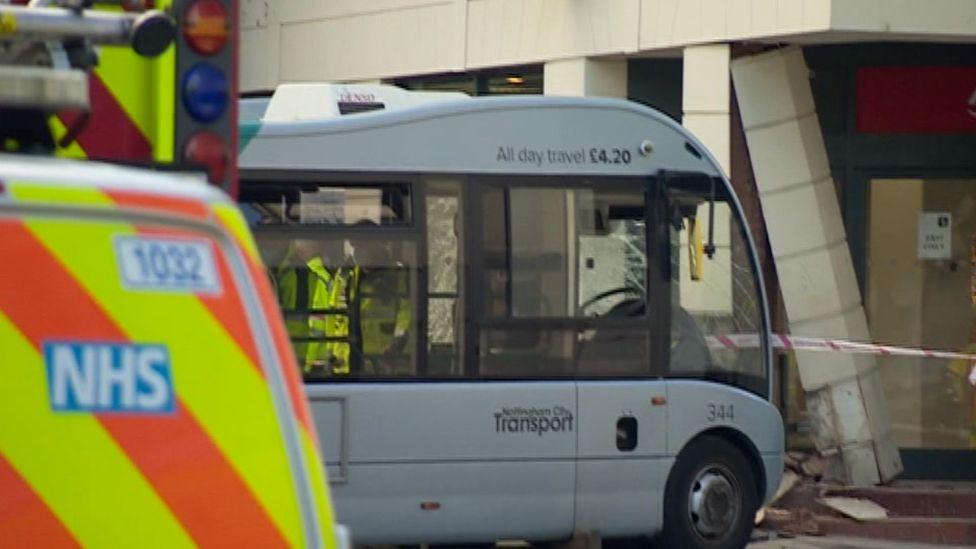 Argos bus crash