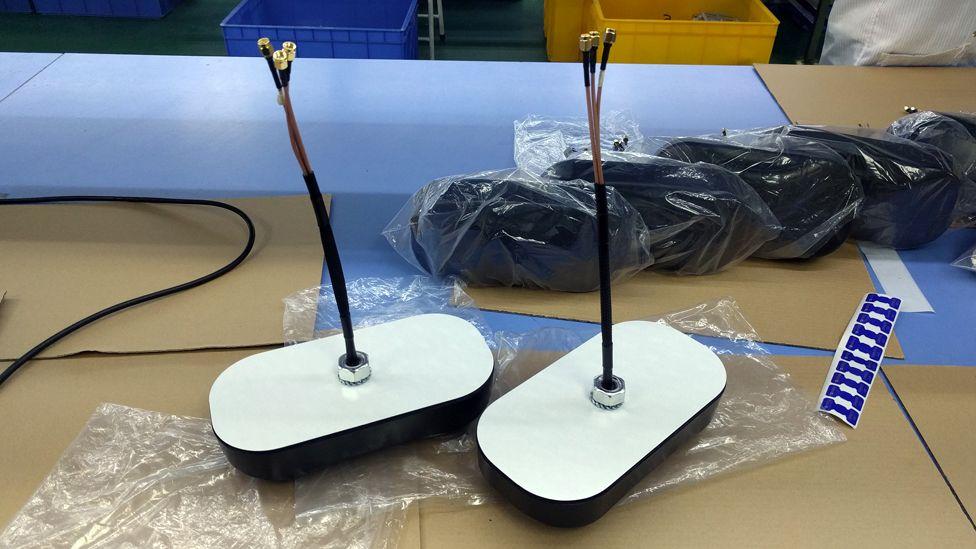 Poynting antennas