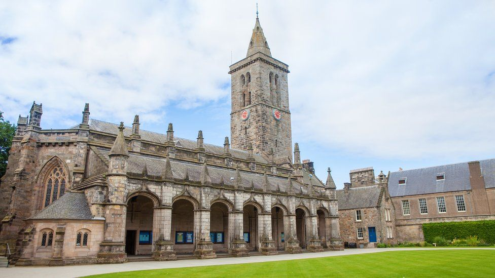 St Andrews named University of the Year