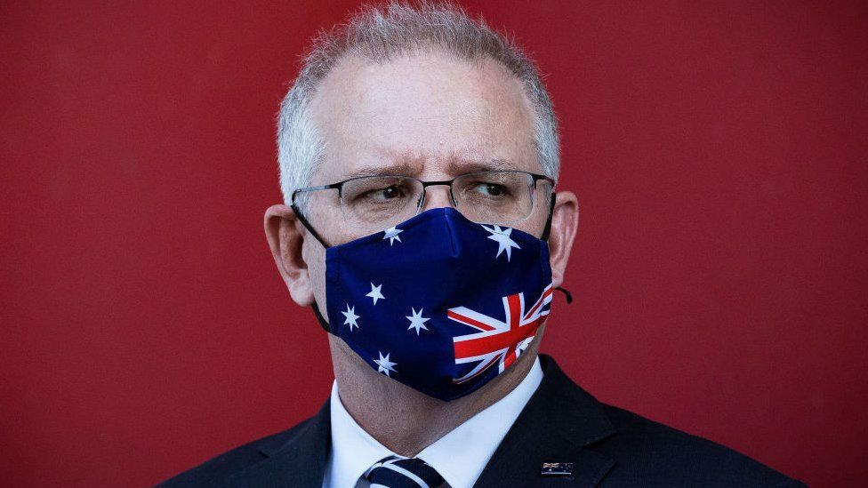 Covid: Can Australia blame its vaccine woes on Europe? thumbnail