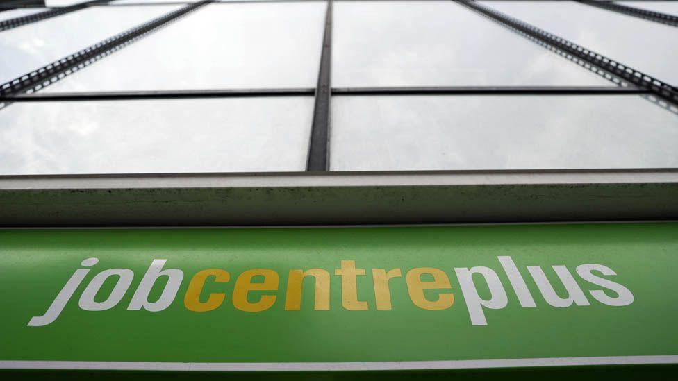 Job Centre Plus in east London