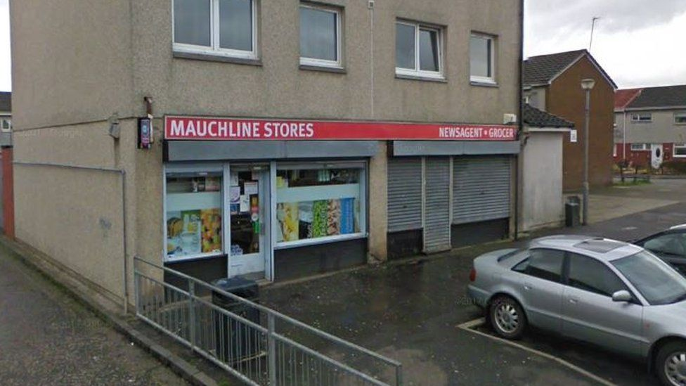 Mauchline Stores