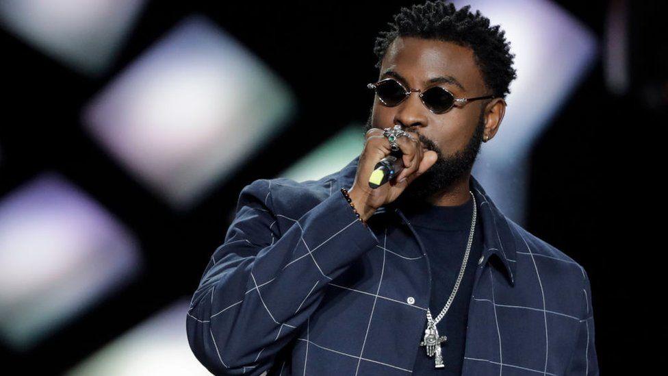 """Le rappeur Damso lance une fondation pour lutter contre les """"minerais de sang"""" en RDC"""