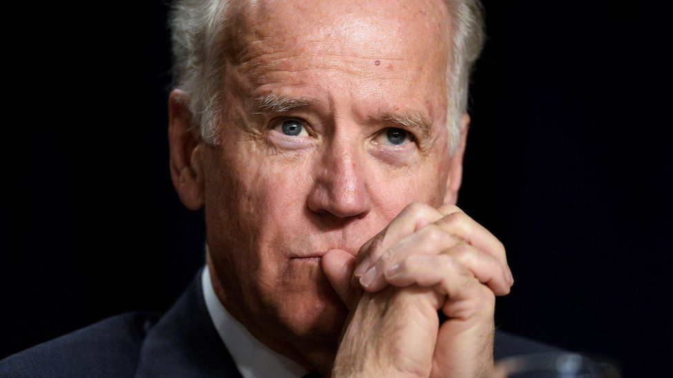 Vice-President Joe Biden attends the National Prayer Breakfast at the Washington Hilton on 6 February 2014