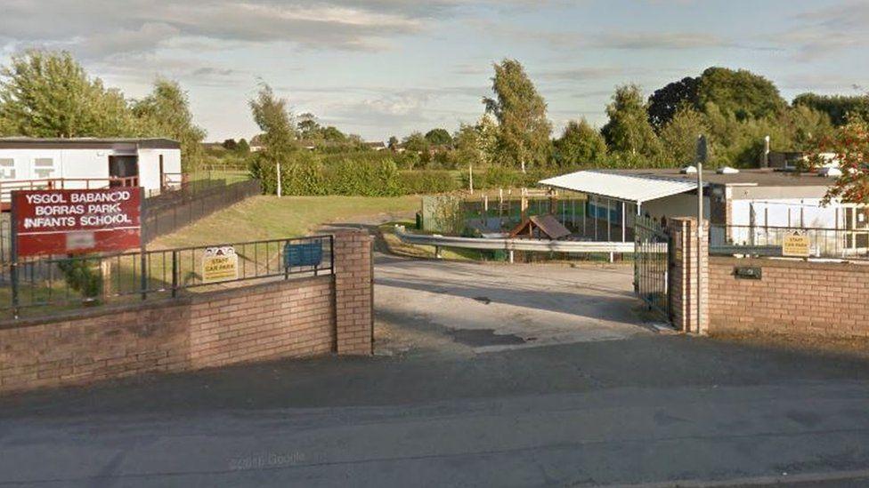 Ysgol Babanod Parc Borras
