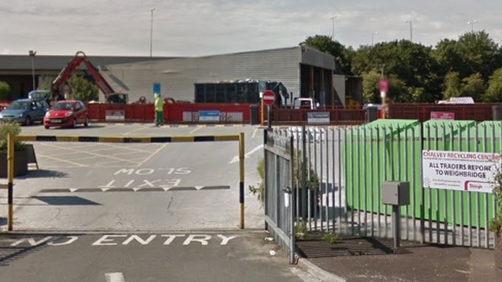 Chalvey Waste and Recycling Centre
