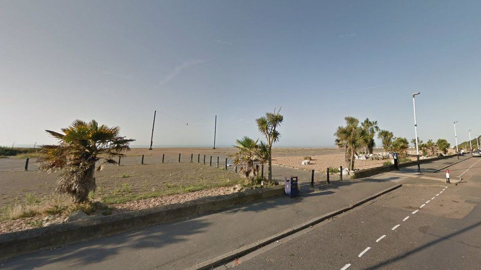 Marine Parade was closed for a number of hours but has since reopened