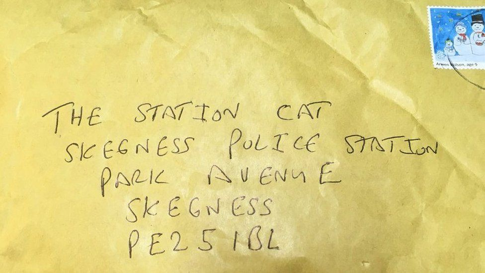 Smokey's parcel