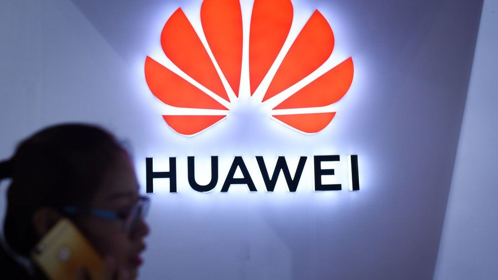 Huawei gets caught up in China territory controversy
