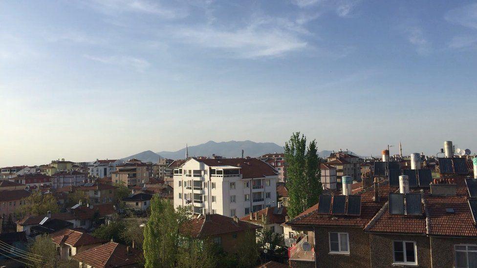 View of Karaman