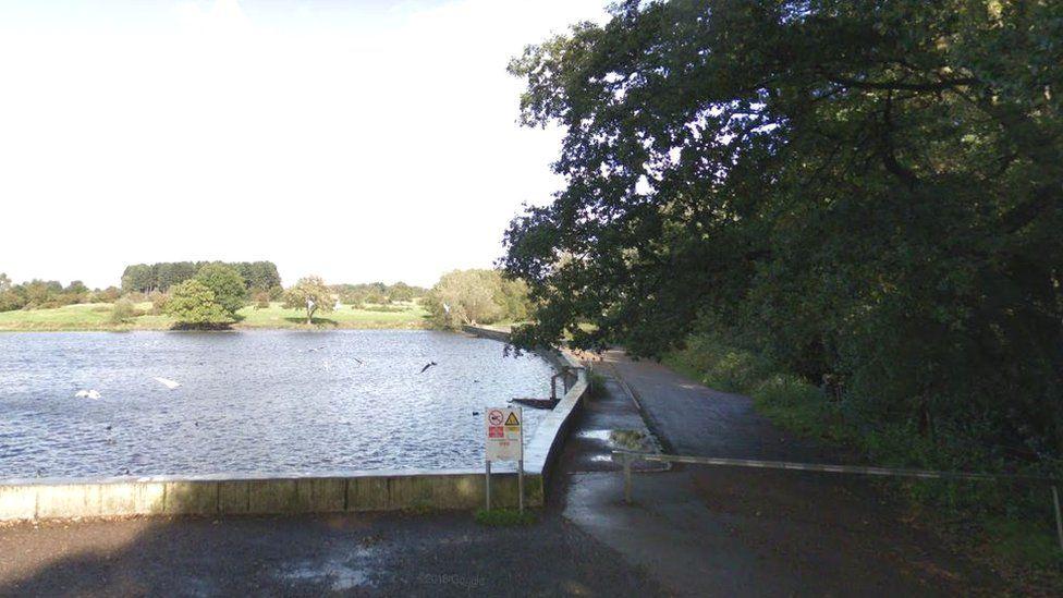 Longmoor Pool, Sutton Park