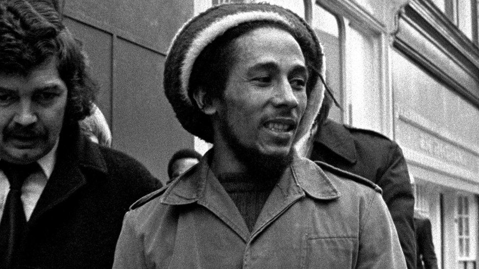 Black History Month: Bob Marley house honoured with blue plaque