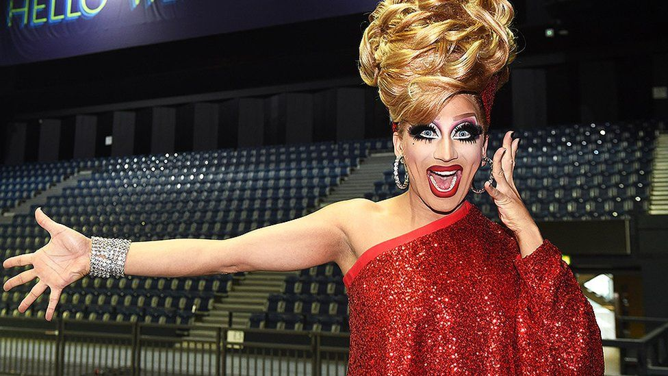 Bianca Del Rio: 'I never know what's going to come out my mouth'
