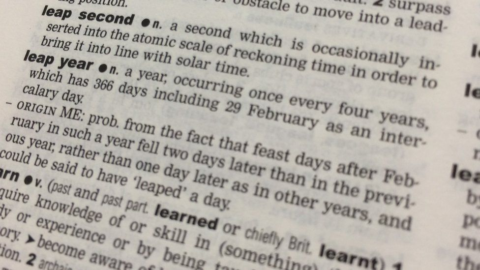 Leap year definition