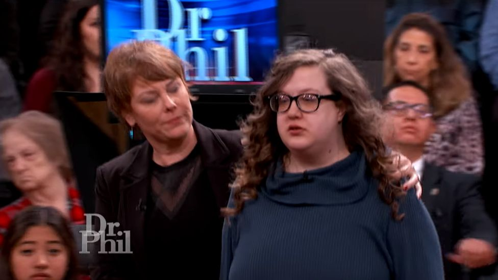 Gabby walks out on Dr Phil
