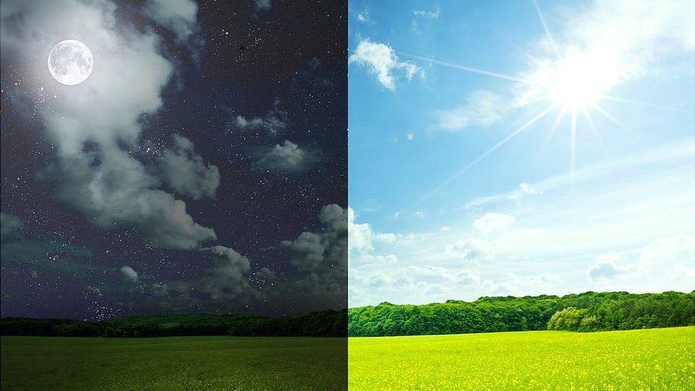 Cómo son los días y los años de nuestros planetas vecinos