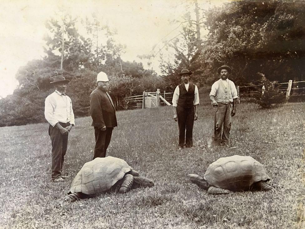 Jonathan on the left