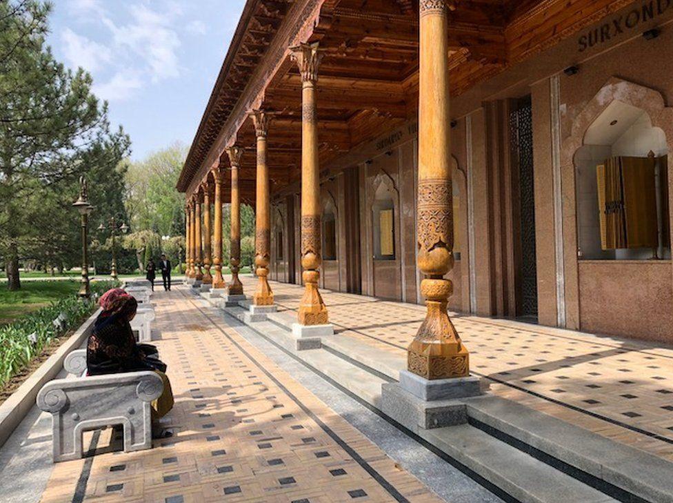 Tashkent war memorial
