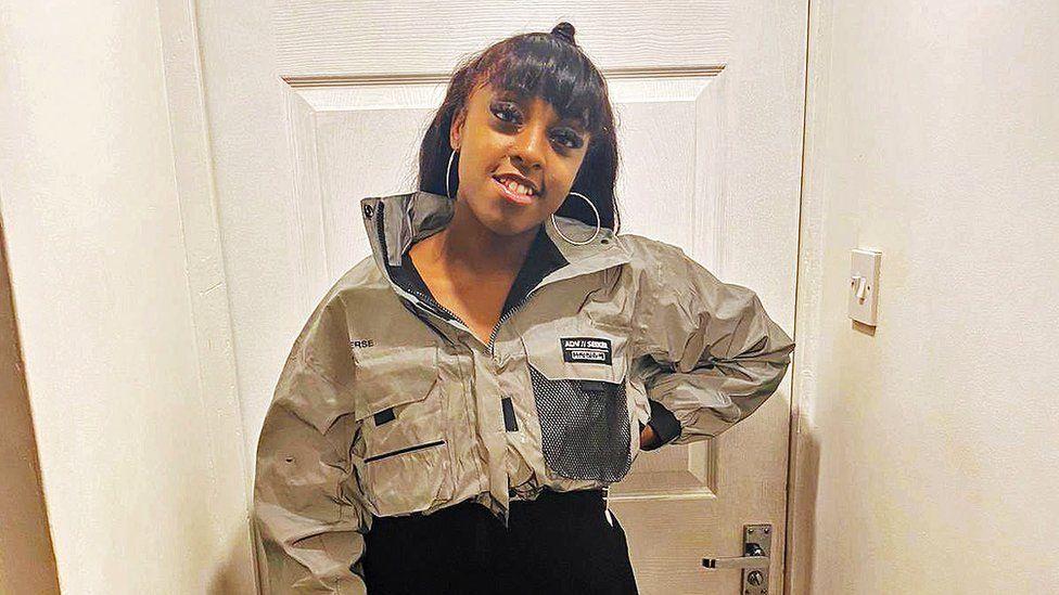 Young entrepreneur Mya Leonie Wander