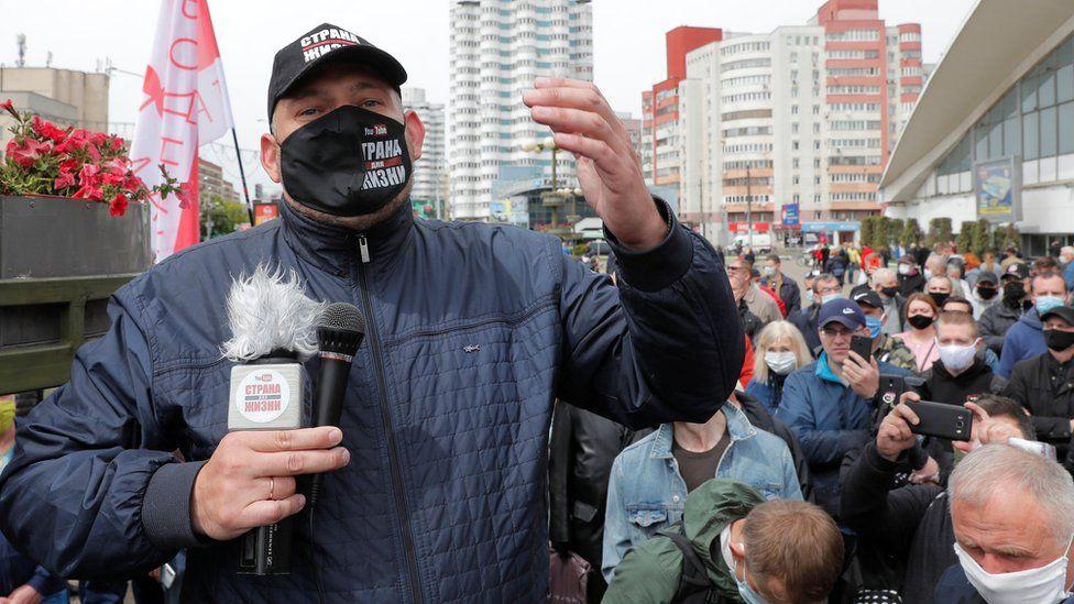 Нарушали порядок в интернете. В Беларуси преследуют блогеров и ...