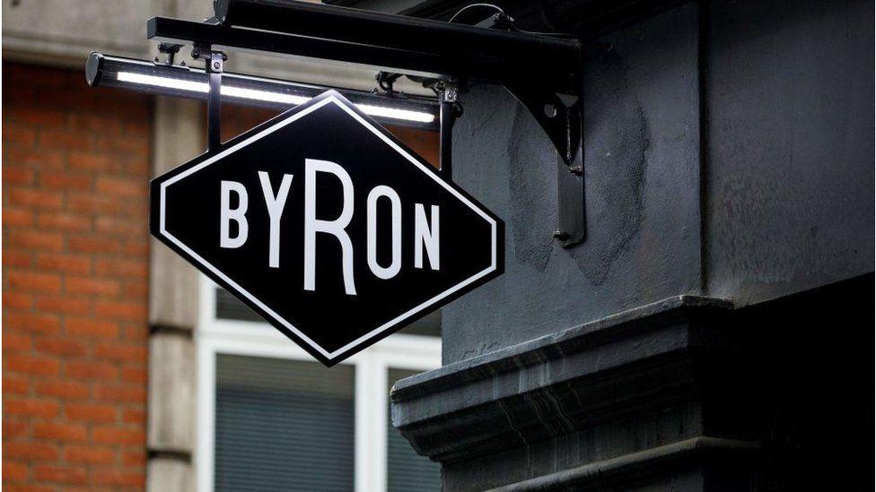 Byron Burger outlet