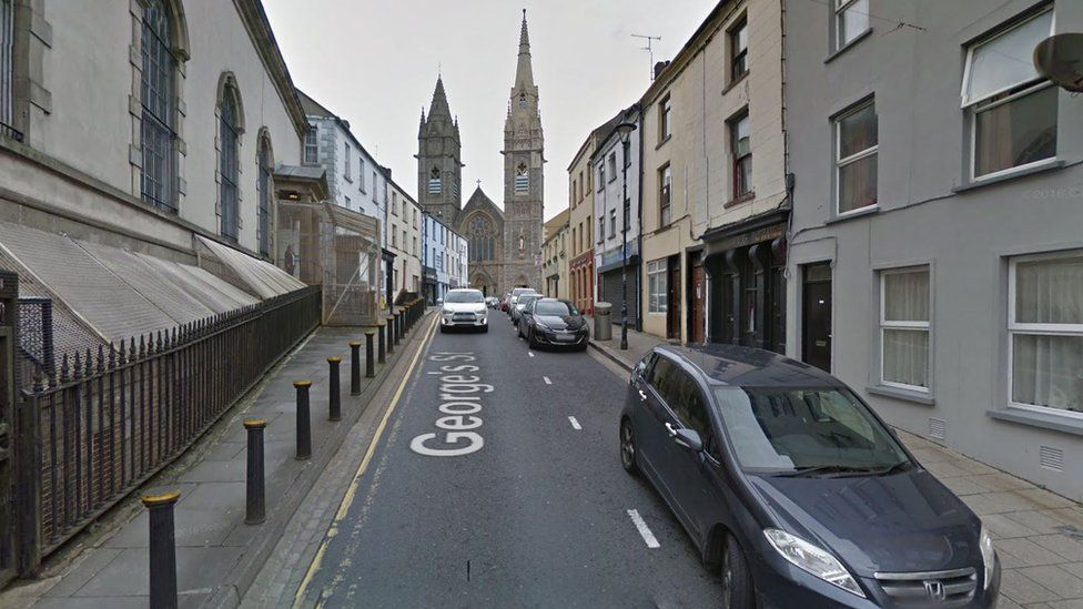 George's Street in Omagh