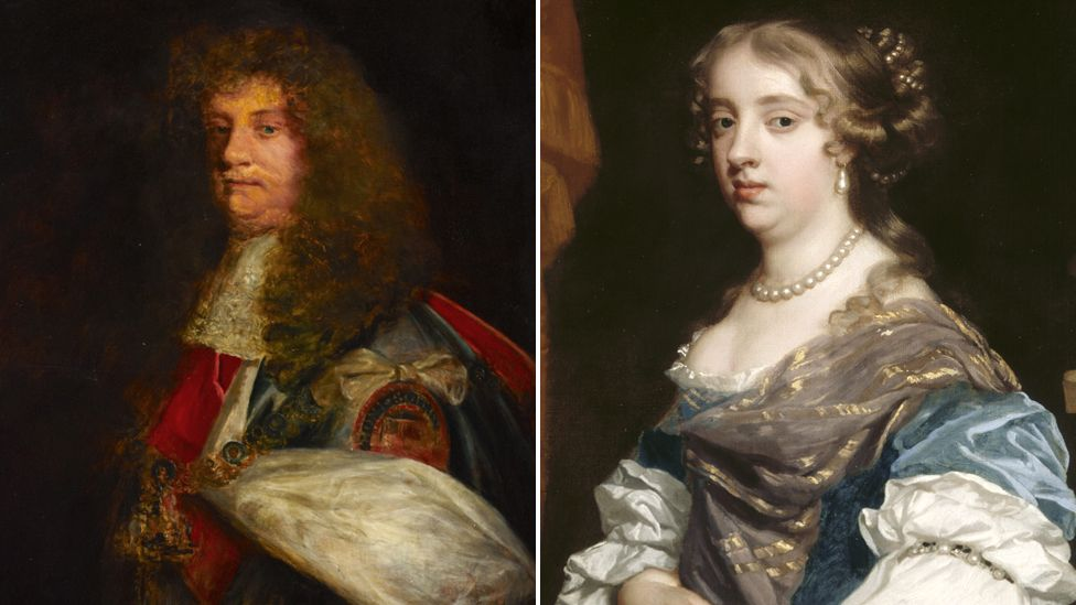 Duke of Buckingham; Countess of Shrewsbury