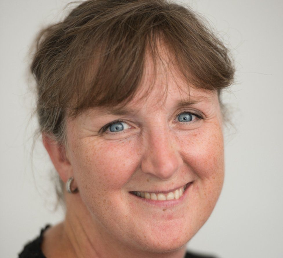 Jo Loughran, the director of mental health campaign group Time To Change