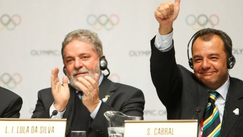 Rio Olympics: Ex-governor says he paid $2m bribe