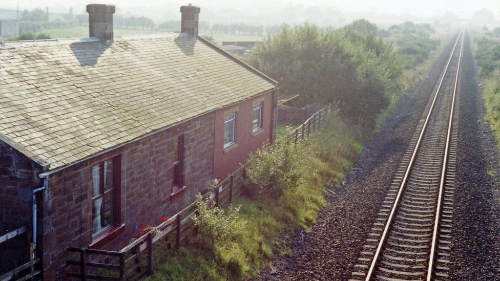 Eastriggs station