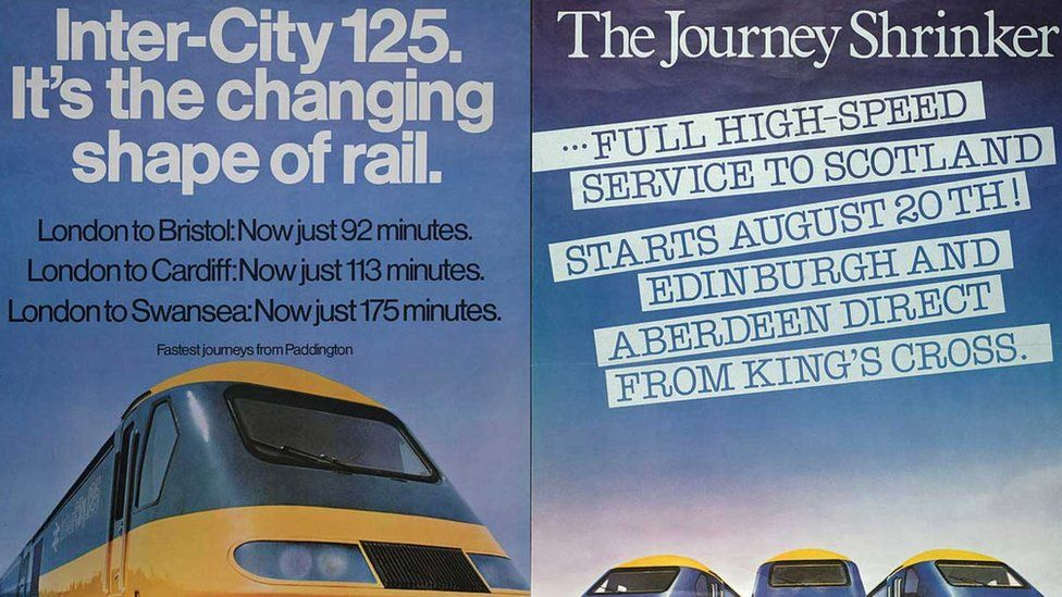 InterCity posters