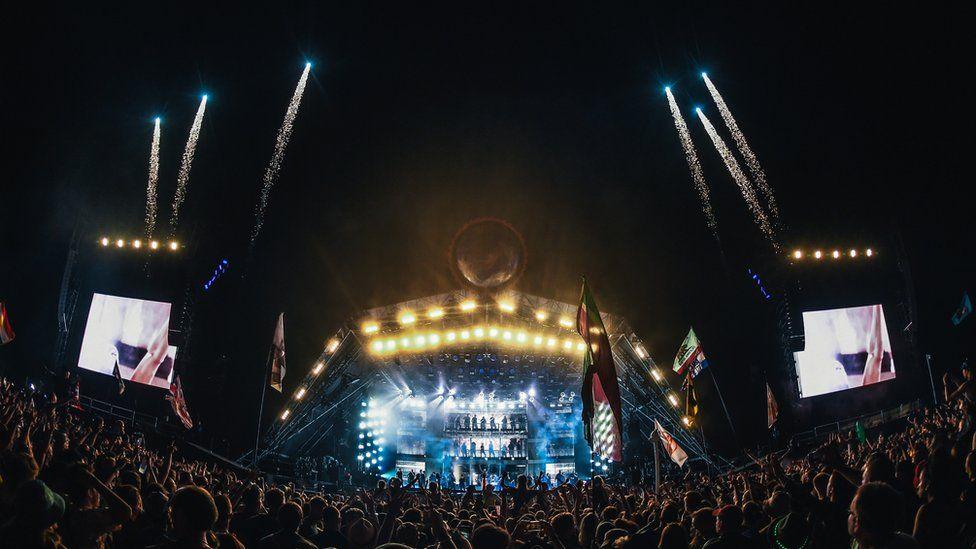 Stormzy plays Glastonbury 2019