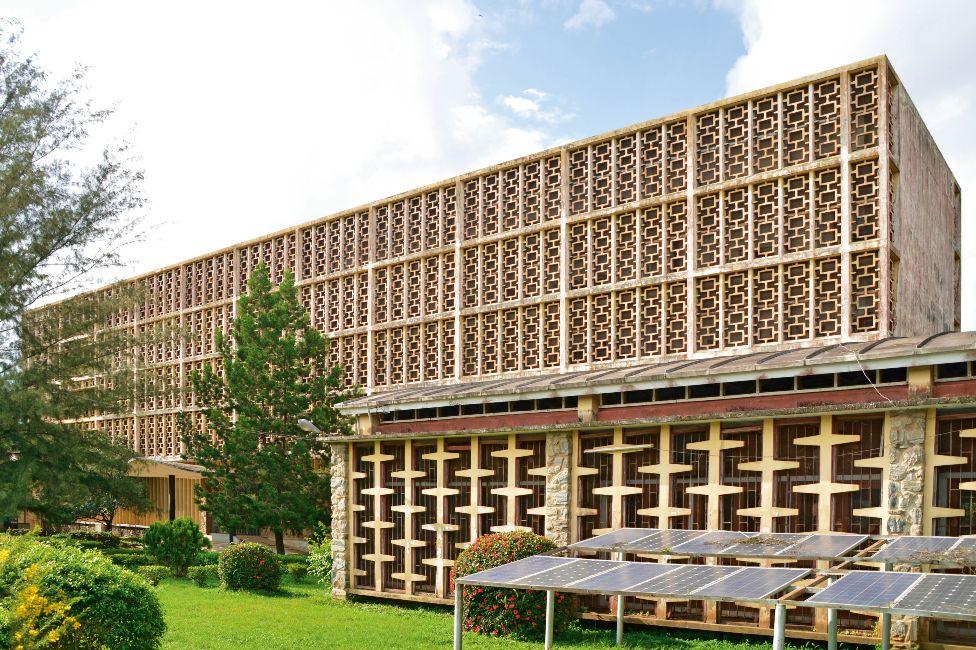 Kenneth Dike Library, Nigeria